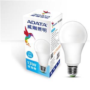 威剛照明 13W LED球泡燈(白光)