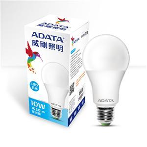 威剛照明 10W LED球泡燈(白光)