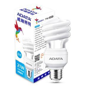 威剛照明 21W螺旋燈泡(白光)