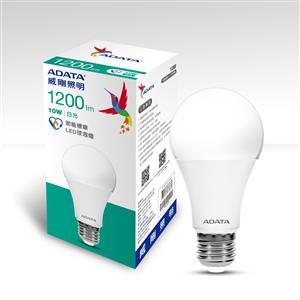 威剛照明 10W 節能標章LED球泡燈-白光