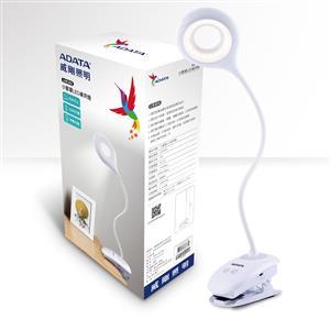 威剛照明 LDK302小星環LED桌夾燈