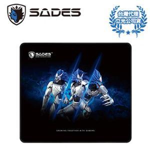 賽德斯 SADES FROST(XXL) 冰霜 FPS專用加大 電競鼠墊