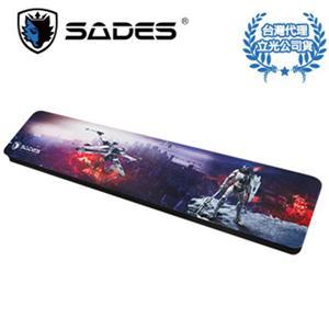 賽德斯 SADES Thunder 天雷 鍵盤腕托墊