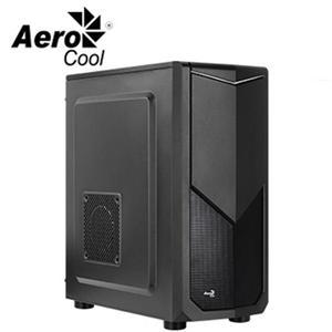 愛樂酷Aerocool戰斧-黑 U3電腦機殼