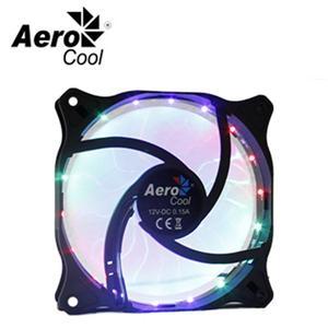 愛樂酷Aerocool幻影12cm RGB 機殼風扇