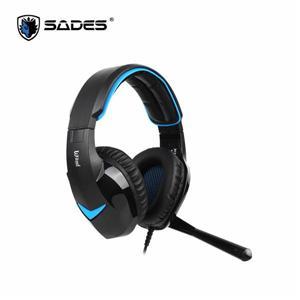 賽德斯 SADES WAND 魔杖 雙模式7 . 1 / 2 . 1 USB電競耳機麥克風