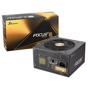 海韻FOCUS Plus GX - 850金牌 全模組電源供應器