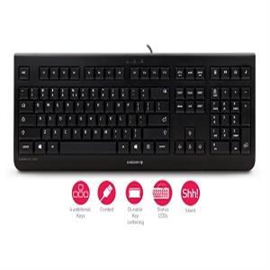 CHERRY KC1000 有線鍵盤 黑色
