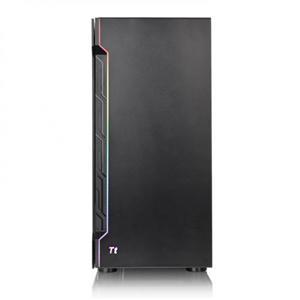 曜越 H200 TG -黑 RGB 強化玻璃中直立式機殼