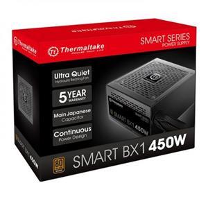 曜越 Smart BX1 450W 銅牌 電源供應器
