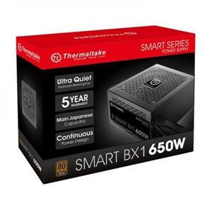 曜越 Smart BX1 650W 銅牌 電源供應器