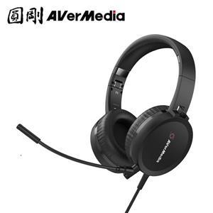 圓剛 會議 USB 耳機麥克風AH313