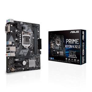 華碩ASUS PRIME H310M - K R2 . 0 INTEL主機板
