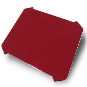迎廣 Batman 鋁合金陽極滑鼠墊/ 紅色