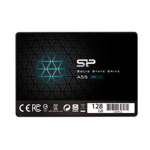 SP廣穎 A55 2 . 5吋SATA III 3D TLC 固態硬碟 128GB