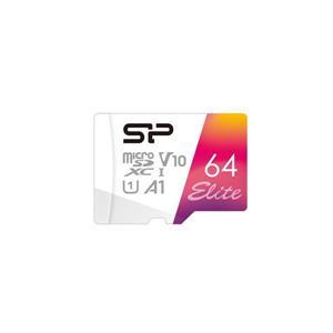 SP廣穎 MicroSD U1 A1 64G記憶卡(含轉卡)