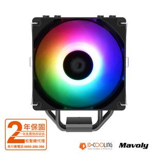 ID COOLING SE - 224 - XT - V2 - A . RGB CPU散熱器