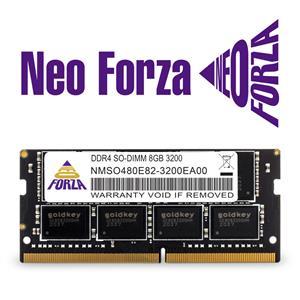 Neo Forza 凌航 NB - DDR4 3200 / 8G 筆記型RAM(原生)