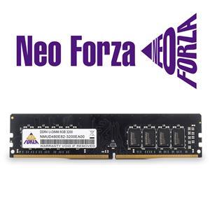 Neo Forza 凌航 DDR4 3200 / 8G RAM(原生)