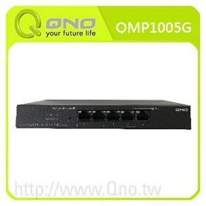 QNO QMP1005G網管型PoE交換器