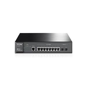 TP - LINK T2500G - 10TS(TL - SG3210) 8 埠 Gigabit L2 網管型交換器