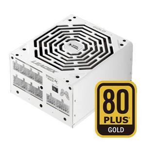 振華Leadex 850W 80PLUS金牌全模組化電源供應器