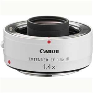 Canon EF 1 . 4x III加倍鏡