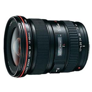 Canon EF 17 - 40mm f / 4L USM 廣角變焦鏡頭