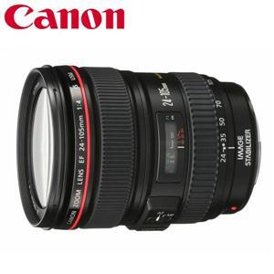 CANON EF 24 - 105mm F4 . 0 L IS U 標準變焦鏡頭