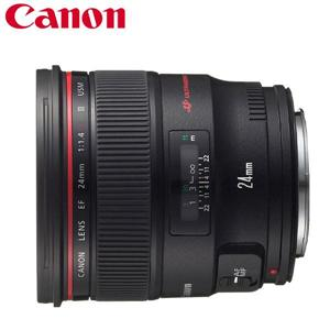 Canon EF 24mm f / 1 . 4L II USM廣角定焦鏡頭