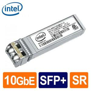 Intel E10GSFPSR SFP + SR 10G光纖模組 (GBIC)