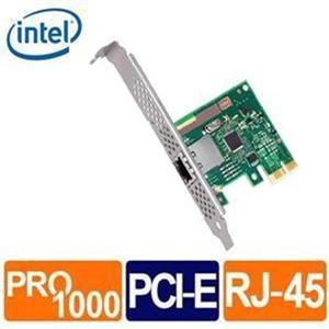 Intel I210 - T1 1G 單埠RJ45 伺服器網路卡 (Bulk)