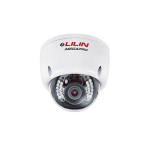 LILIN 利凌 IPR6122ESX3 . 6 200萬畫素25米紅外線手動變焦半球型網路攝影機(2 . 8 - 12mm)