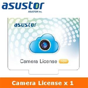 ASUSTOR NAS IP CAM 攝影機授權- License x 1