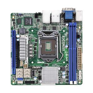 ASRock Rack永擎 E3C226D2I C226 伺服器主機板