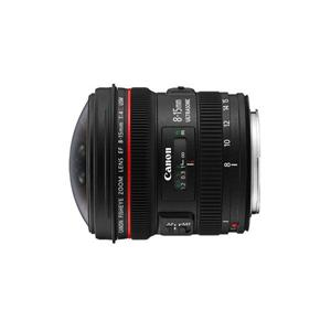 Canon EF 8 - 15mm F4 L Fisheye USM超廣角變焦鏡頭