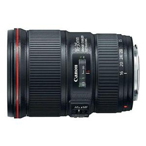 CANON EF 16 - 35mm f / 4L IS USM 廣角變焦鏡頭