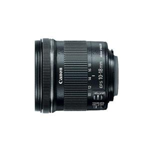 CANON EF - S 10 - 18mm f / 4 . 5 - 5 . 6 IS STM廣角變焦鏡頭