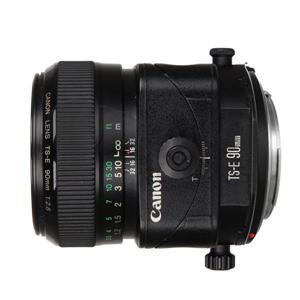 CANON TS - E 90mm f / 2 . 8 移軸鏡系列鏡頭