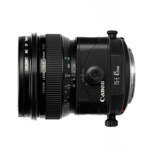 CANON TS - E 45mm f / 2 . 8 移軸鏡系列鏡頭