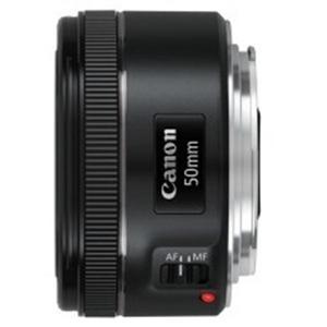 Canon EF 50mm f / 1 . 8 STM定焦鏡頭