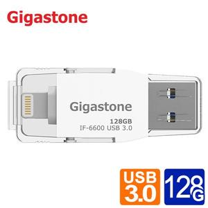 Gigastone IF6600 128G USB3 . 0 蘋果隨身碟