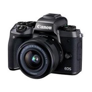 CANON EOS M5單鏡組15 - 45 kit(黑)迷你單眼數位相機