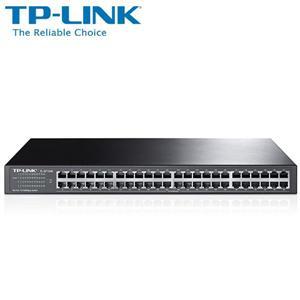 TP - LINK TL - SF1048 48 埠 10 / 100Mbps 機架裝載交換器