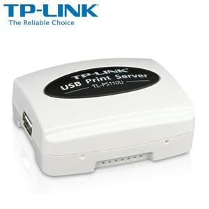 TP - LINK TL - PS110U 單一 USB2 . 0 連接埠快速乙太網路列印伺服器