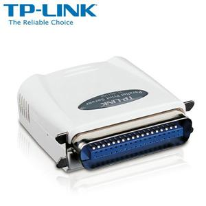 TP - LINK TL - PS110P 單一平行埠快速乙太網路列印伺服器