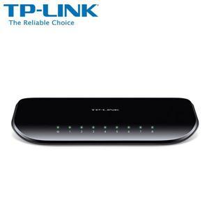 TP - LINK TL - SG1008D 8 埠 Gigabit 桌上型交換器