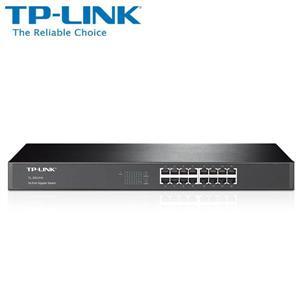 TP - LINK TL - SG1016 16 埠 Gigabit 交換器