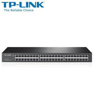 TP - LINK TL - SG1048 48 埠 Gigabit 交換器