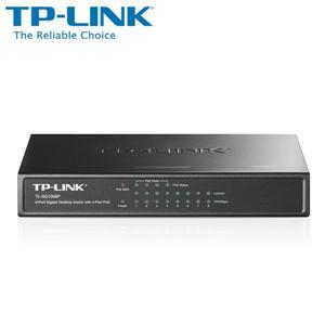 TP - LINK TL - SG1008P 8 - Port Gigabit Desktop Switch